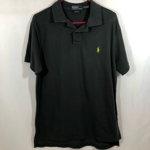 Other - Grey polo shirt size medium